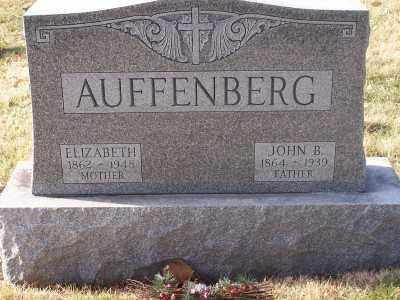 AUFFENBERG, ELIZABETH - St. Louis County, Missouri | ELIZABETH AUFFENBERG - Missouri Gravestone Photos