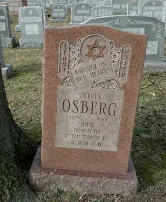 OSBERG, SYLVIA - St. Louis County, Missouri | SYLVIA OSBERG - Missouri Gravestone Photos