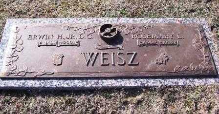 WEISZ JR, ERWIN H - St. Louis County, Missouri | ERWIN H WEISZ JR - Missouri Gravestone Photos