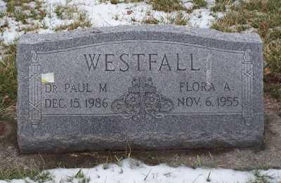 WESTFALL, PAUL M DR - St. Louis County, Missouri | PAUL M DR WESTFALL - Missouri Gravestone Photos
