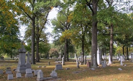 *, CEMETERY OVERVIEW - St. Louis City County, Missouri | CEMETERY OVERVIEW * - Missouri Gravestone Photos