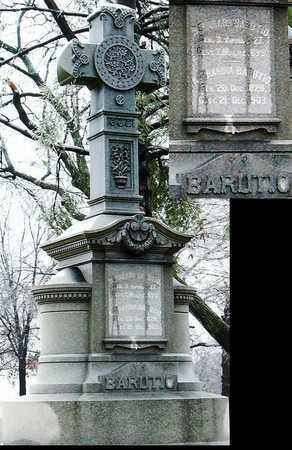 GANSMANN BARUTIO, KATHERINE - St. Louis City County, Missouri   KATHERINE GANSMANN BARUTIO - Missouri Gravestone Photos