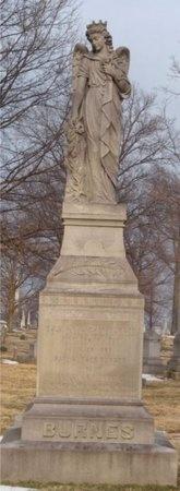 BURNES, CALVIN FLETCHER SR - St. Louis City County, Missouri | CALVIN FLETCHER SR BURNES - Missouri Gravestone Photos