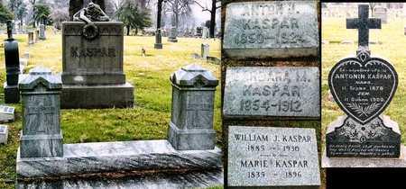 KASPAR, BARBARA - St. Louis City County, Missouri   BARBARA KASPAR - Missouri Gravestone Photos