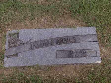 FELIX ARMES, JASON - Stoddard County, Missouri | JASON FELIX ARMES - Missouri Gravestone Photos