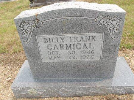 CARMICAL, BILLY FRANK - Stone County, Missouri | BILLY FRANK CARMICAL - Missouri Gravestone Photos