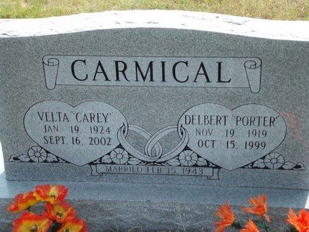 CARMICAL, DELBERT PORTER - Stone County, Missouri | DELBERT PORTER CARMICAL - Missouri Gravestone Photos