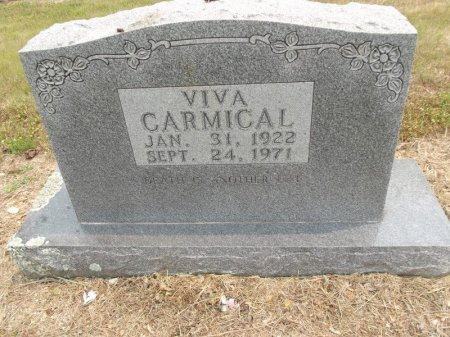 CARMICAL, VIVA - Stone County, Missouri | VIVA CARMICAL - Missouri Gravestone Photos