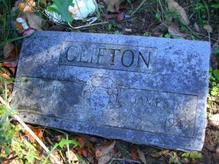 MORRIS CLIFTON, MARY - Stone County, Missouri | MARY MORRIS CLIFTON - Missouri Gravestone Photos