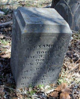 PATTY, MARY CATHERINE - Stone County, Missouri | MARY CATHERINE PATTY - Missouri Gravestone Photos