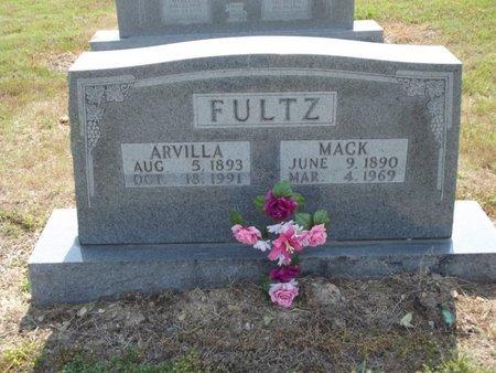 FULTZ, MACK - Stone County, Missouri | MACK FULTZ - Missouri Gravestone Photos