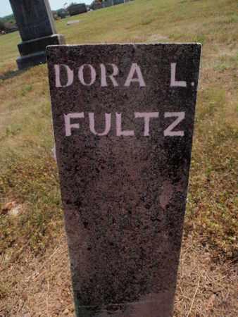 FULTZ, DORA L - Stone County, Missouri   DORA L FULTZ - Missouri Gravestone Photos