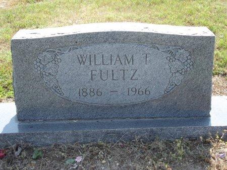 FULTZ, WILLIAM T - Stone County, Missouri | WILLIAM T FULTZ - Missouri Gravestone Photos