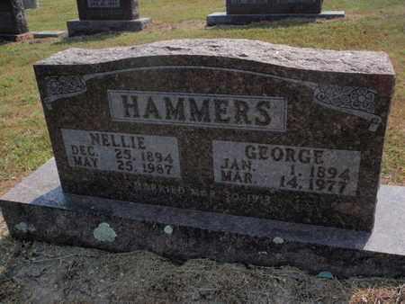 HAMMERS, GEORGE - Stone County, Missouri | GEORGE HAMMERS - Missouri Gravestone Photos