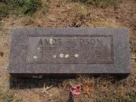 HUDSON, AMOS - Stone County, Missouri   AMOS HUDSON - Missouri Gravestone Photos