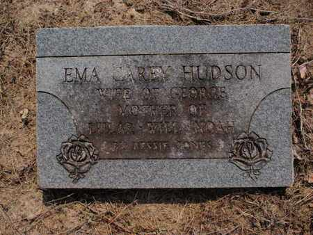 CAREY HUDSON, EMA - Stone County, Missouri | EMA CAREY HUDSON - Missouri Gravestone Photos