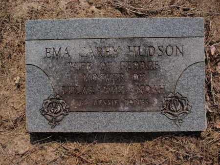 HUDSON, EMA - Stone County, Missouri | EMA HUDSON - Missouri Gravestone Photos