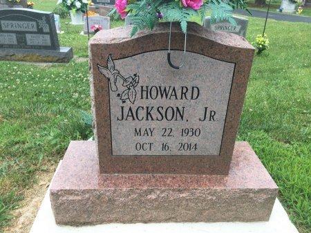 JACKSON, HOWARD CHARLES JR - Stone County, Missouri | HOWARD CHARLES JR JACKSON - Missouri Gravestone Photos