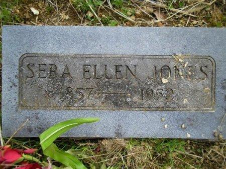 JONES, SARAH ELLEN - Stone County, Missouri | SARAH ELLEN JONES - Missouri Gravestone Photos