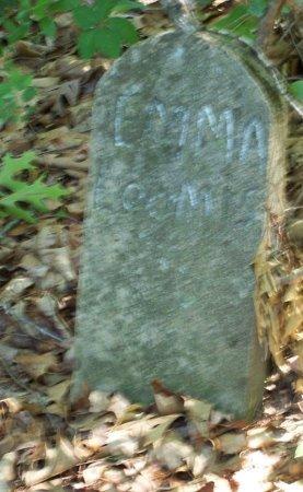 LOOMIS, EMMA - Stone County, Missouri | EMMA LOOMIS - Missouri Gravestone Photos