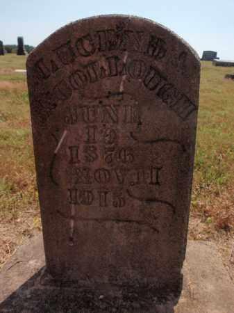 MCCOLLOUGH, LUCINDA - Stone County, Missouri | LUCINDA MCCOLLOUGH - Missouri Gravestone Photos