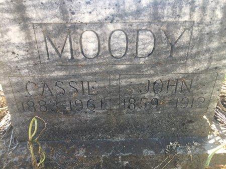 MOODY, CASSIE ELBERTA - Stone County, Missouri | CASSIE ELBERTA MOODY - Missouri Gravestone Photos