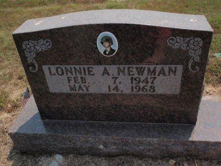 NEWMAN, LONNIE A - Stone County, Missouri   LONNIE A NEWMAN - Missouri Gravestone Photos