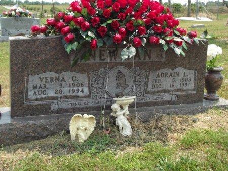 NEWMAN, VERNA C - Stone County, Missouri   VERNA C NEWMAN - Missouri Gravestone Photos