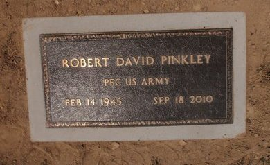 PINKLEY (VETERAN), ROBERT DAVID  - Stone County, Missouri | ROBERT DAVID  PINKLEY (VETERAN) - Missouri Gravestone Photos