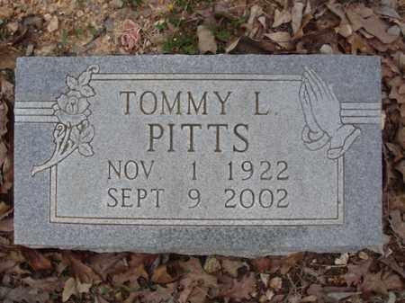 PITTS, TOMMY L - Stone County, Missouri | TOMMY L PITTS - Missouri Gravestone Photos