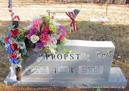 PROPST, JOYANN A - Stone County, Missouri | JOYANN A PROPST - Missouri Gravestone Photos