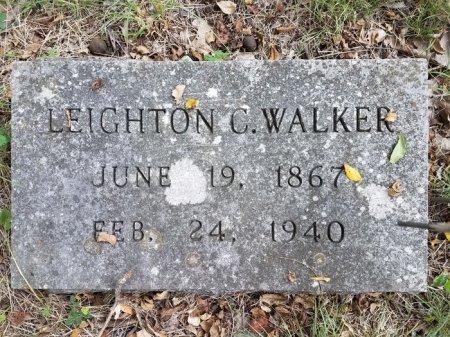 WALKER, LEIGHTON COLEMAN  - Stone County, Missouri | LEIGHTON COLEMAN  WALKER - Missouri Gravestone Photos