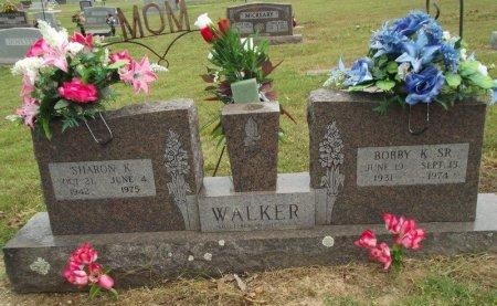 WALKER, SHARON K - Stone County, Missouri | SHARON K WALKER - Missouri Gravestone Photos