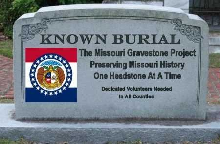 WILSON, INFANT - Stone County, Missouri | INFANT WILSON - Missouri Gravestone Photos