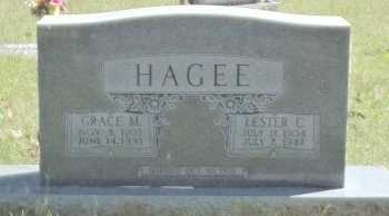 HAGEE, GRACE VELMA - Taney County, Missouri | GRACE VELMA HAGEE - Missouri Gravestone Photos