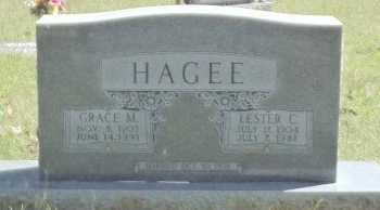 HAGEE, LESTER C - Taney County, Missouri | LESTER C HAGEE - Missouri Gravestone Photos