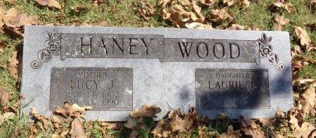 KISSINGER HANEY, LUCY J - Taney County, Missouri | LUCY J KISSINGER HANEY - Missouri Gravestone Photos