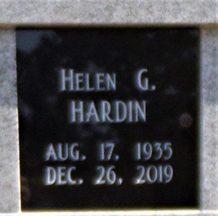 HARDIN, HELEN G - Taney County, Missouri   HELEN G HARDIN - Missouri Gravestone Photos