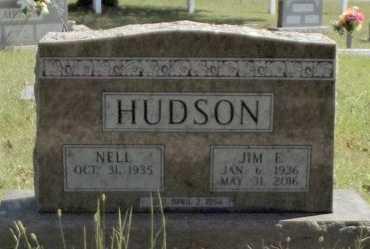 HUDSON, JIM E - Taney County, Missouri | JIM E HUDSON - Missouri Gravestone Photos