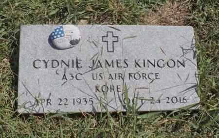 KINGON, CYDNIE JAMES (VETERAN) - Taney County, Missouri | CYDNIE JAMES (VETERAN) KINGON - Missouri Gravestone Photos