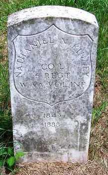 KINNEY, NATANIEL N  VETERAN UNION - Taney County, Missouri | NATANIEL N  VETERAN UNION KINNEY - Missouri Gravestone Photos
