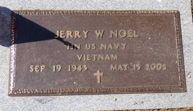 NOEL, JERRY W (VETERAN) - Taney County, Missouri   JERRY W (VETERAN) NOEL - Missouri Gravestone Photos
