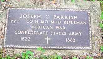 PARISH, JOSEPH C VETERAN 2 WARS - Taney County, Missouri | JOSEPH C VETERAN 2 WARS PARISH - Missouri Gravestone Photos