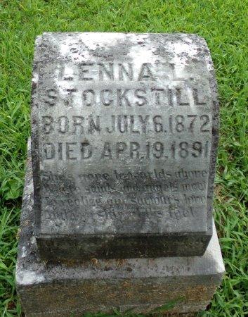 STOCKSTILL, LENNA - Taney County, Missouri | LENNA STOCKSTILL - Missouri Gravestone Photos