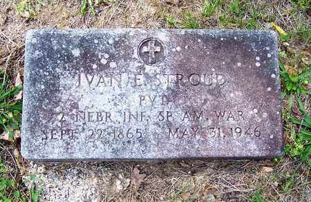STROUD, IVAN E  VETERAN SAW - Taney County, Missouri   IVAN E  VETERAN SAW STROUD - Missouri Gravestone Photos