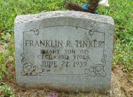 TINKER, FRANKLIN R - Taney County, Missouri   FRANKLIN R TINKER - Missouri Gravestone Photos