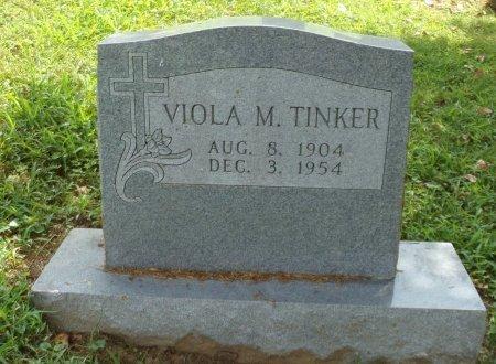 TINKER, VIOLA MAY - Taney County, Missouri | VIOLA MAY TINKER - Missouri Gravestone Photos