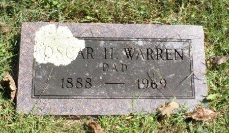 WARREN, OSCAR HOWARD - Taney County, Missouri | OSCAR HOWARD WARREN - Missouri Gravestone Photos