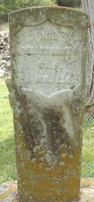 WEATHERMAN, JOHN A VETERAN CW - Taney County, Missouri   JOHN A VETERAN CW WEATHERMAN - Missouri Gravestone Photos