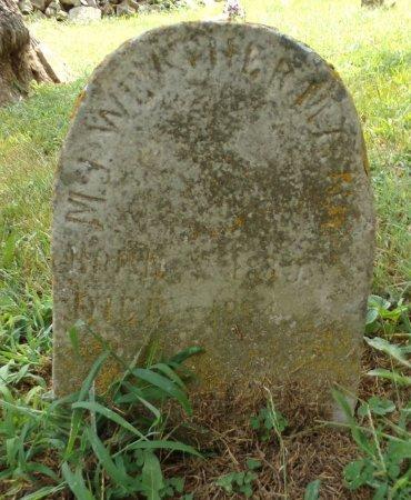KEITHLEY WEATHERMAN, MATILDA JANE - Taney County, Missouri   MATILDA JANE KEITHLEY WEATHERMAN - Missouri Gravestone Photos